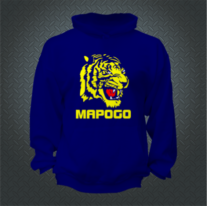 Mapogo Hoodie Front Social