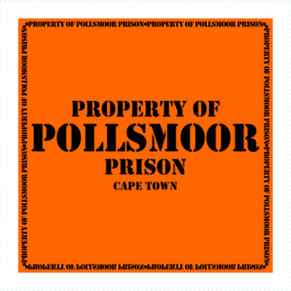 Property Of Pollsmoor Prison