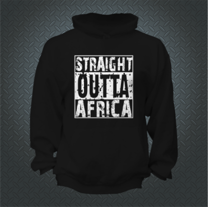 Straight Outa Africa Hoodie
