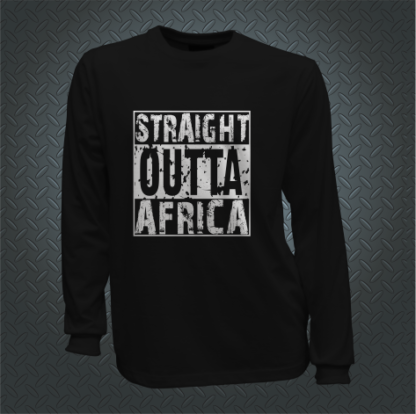 Straight Outa Africa Long