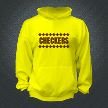Checkers Hoodie