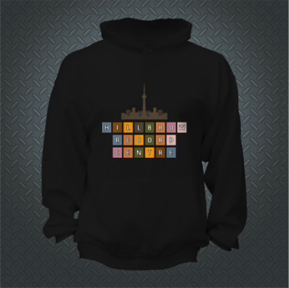 Hillbrow Record Centre Hoodie