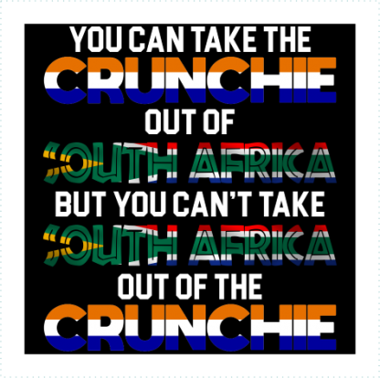 You Can Take The Crunchie Out Of South Africa